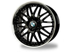 Veloce XS 19 inch, Granite black, wider rears
