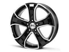Zito Blazer 22, black/polished, wider rears