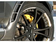 RDK - Tire pressure control