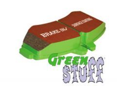 EBC Greenstuff upgrade brake pads rear, for all E46 except 330i and 330d
