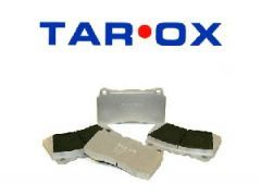 Tarox performance brake pads, front, Rally+, one, cooper and cooper D
