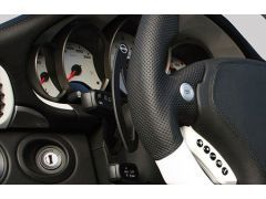 F1-TIPTRONIC shift paddles BLACK
