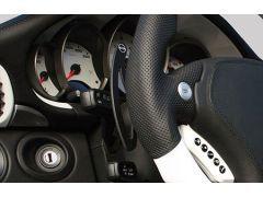 F1-PDK shift paddles BLACK