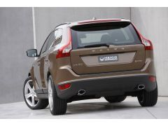 HEICO SPORTIV dual outlet sport exhaust XC60 T6