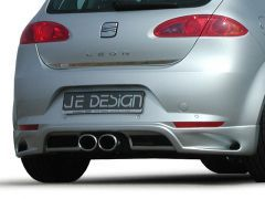 CENTRE EXIT REAR SILENCER OVAL