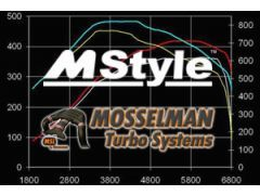 Mosselman tuning ECU remap BMW 135i 306bhp - Stage 1