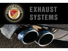 Manhart Racing Race Downpipes