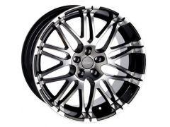 Oxigin Oxrock 19 Black/polished wider rears