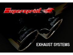 Supersprint front pipes, without cats, 650i