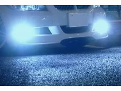 Xenon look front foglamp bulbs M sport