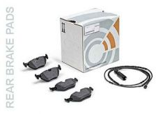 Front Pads and Sensor for all 4cyl petrol / diesel models