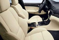 Full interior leather re-trim
