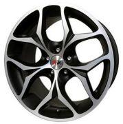 XTK KD006 18, matt black/polished