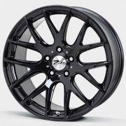 Zito 935 18 black, wider rears
