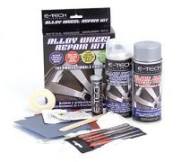 Alloy wheel repair kit