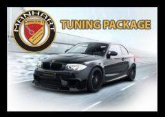 Manhart Racing Tuning package 1 (385bhp 530nm)